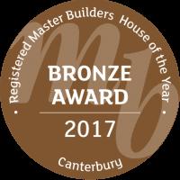 Registered Master Builders House of the Year - Bronze Award Winner 2017
