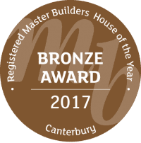 Registered Master Builders House of the Year - Bronze Award Winner 2017