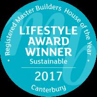 Registered Master Builders House of the Year - Lifestyle Award Winner 2017