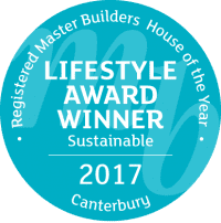 Registered Master Builders House of the Year - Lifestyle Award Winner 2017