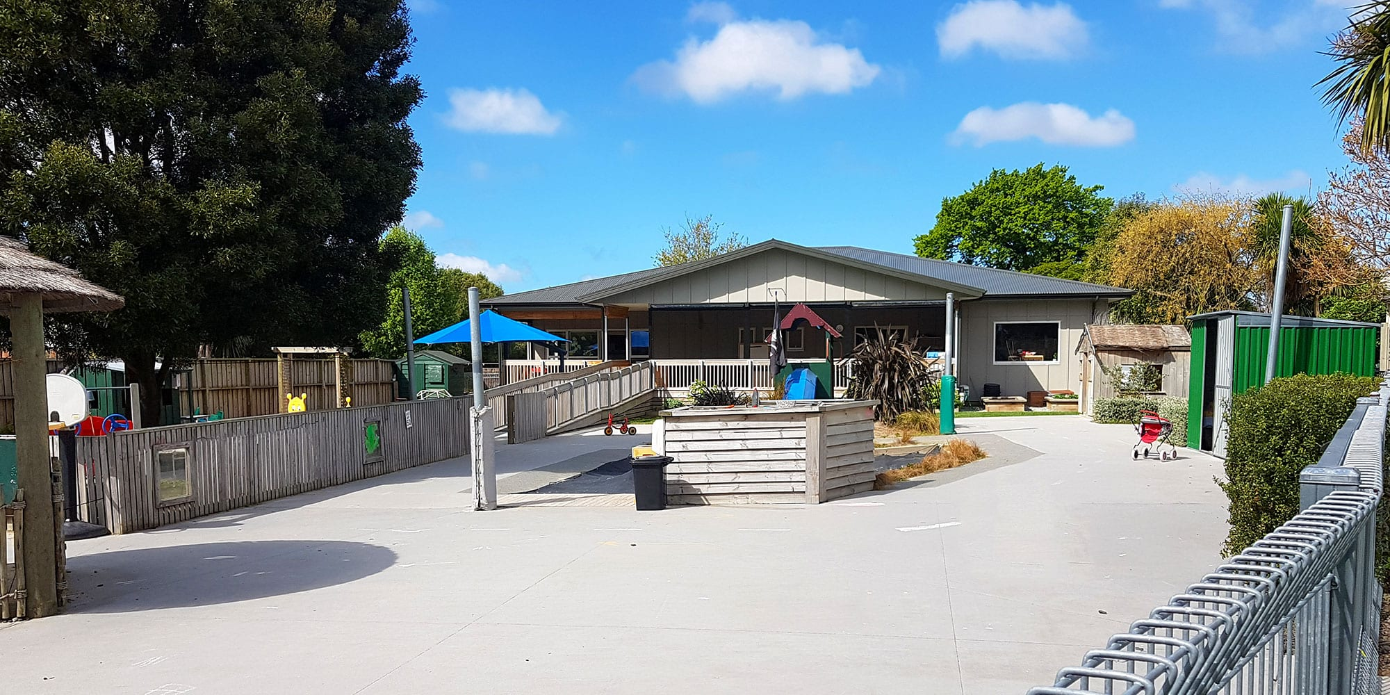 Bishopdale Preschool - Light commercial build project Christchurch