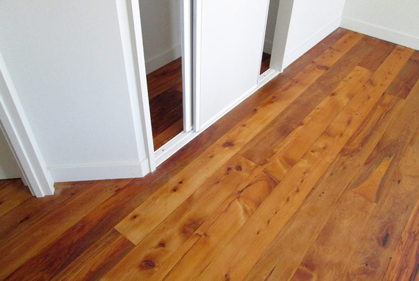 Fusion Home Southshore Residential home build timber floors