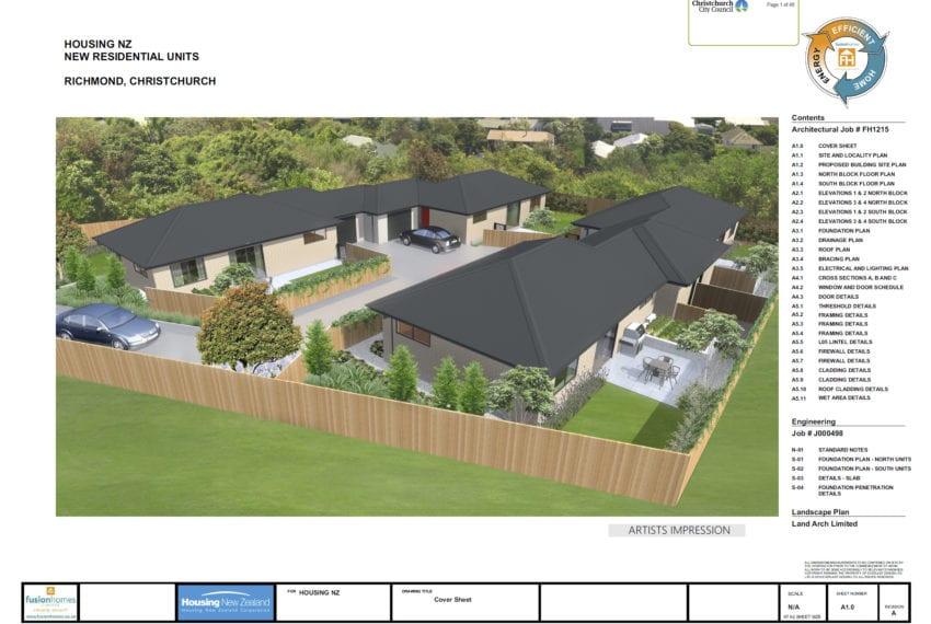 - Housing New Zealand Project 2floorplan1