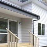 Home rebuild in Heathcote Valley Christchurch